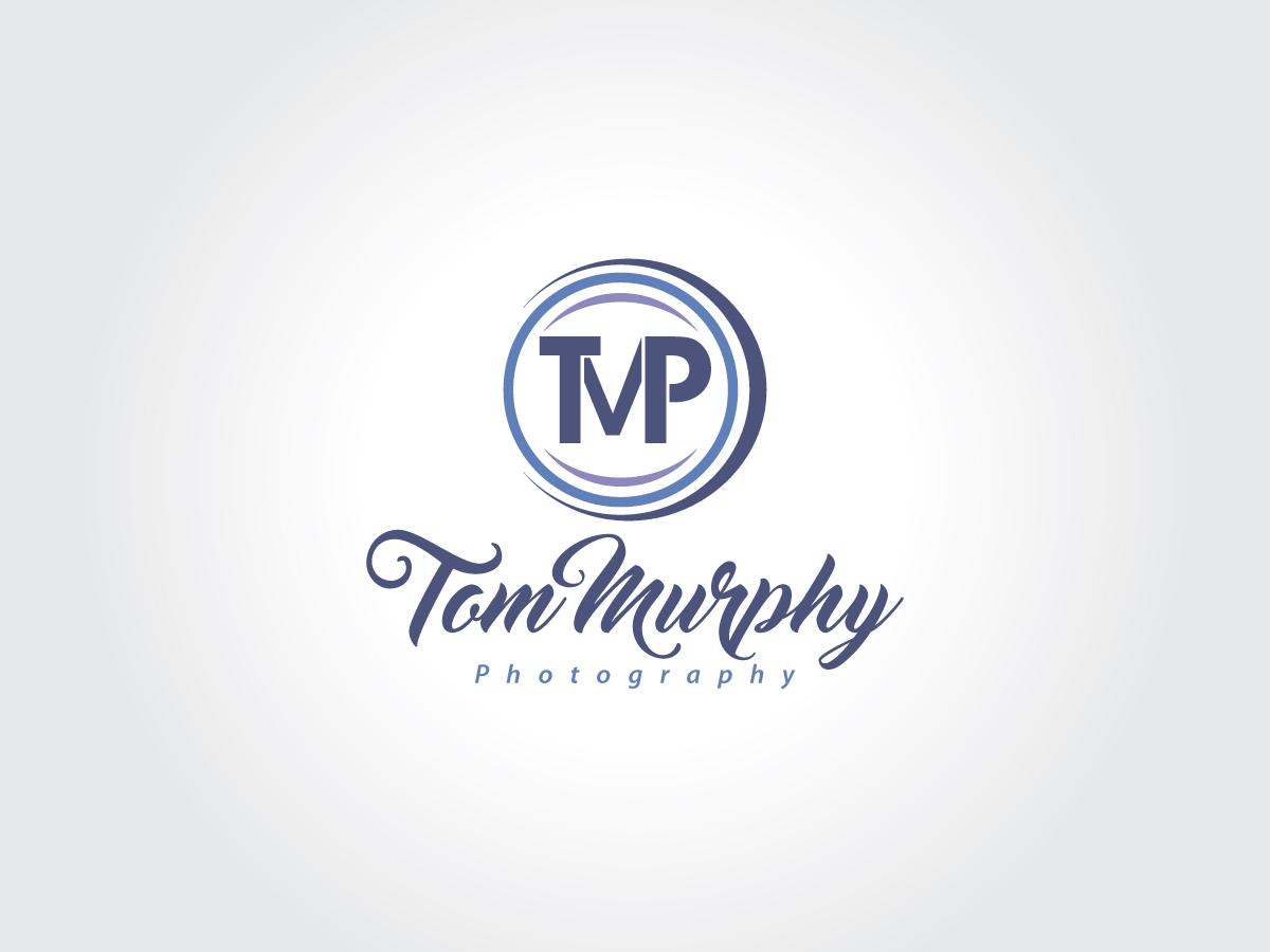 Elegant Professional Logo Design For Tom Murphy
