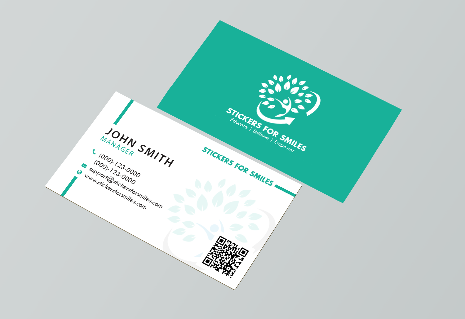 Professional, Bold, Business Business Card Design for a Company by ...