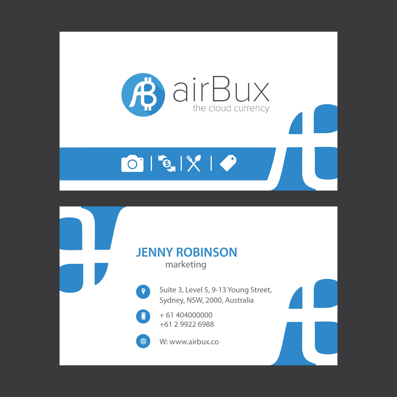 upmarket playful business card design for jenny robinson by uk