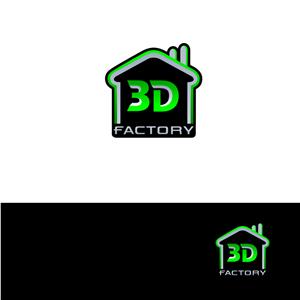 Logo Design by instudio - 3D Printer business logo REDESIGN