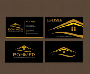 bold serious business card design job business card brief for