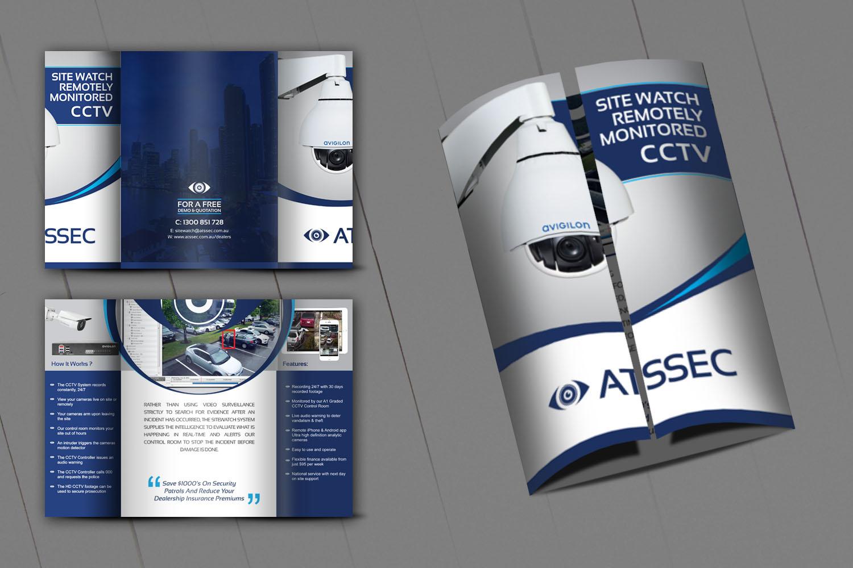 20 elegant brochure designs security brochure design project for a