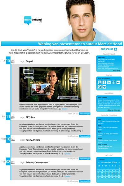 Design Blog blog design - custom blog design service