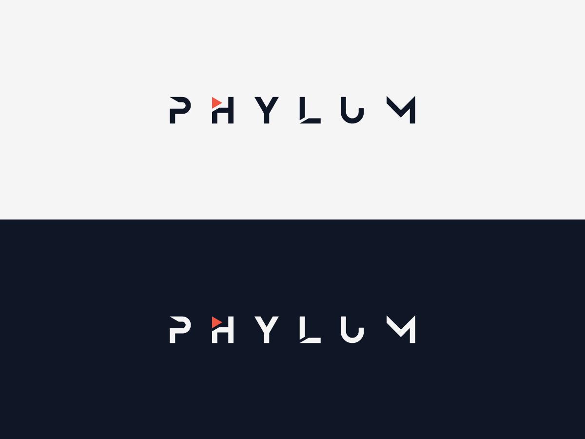 Modern Professional Logo Design For Phylum By Mildtravis Design