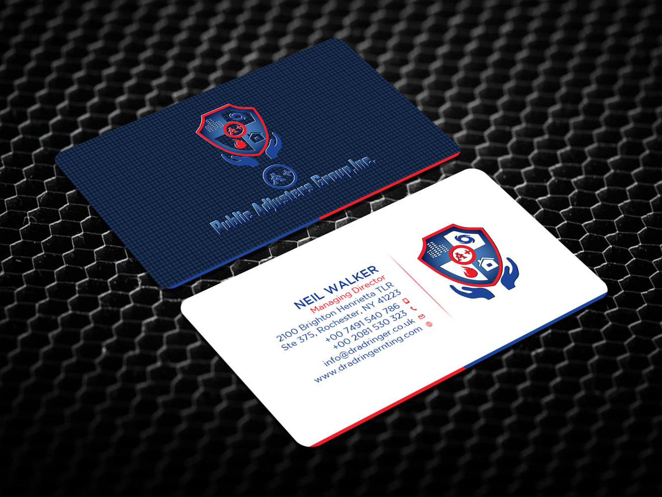 170 Professional Business Card Designs | Business Business Card ...