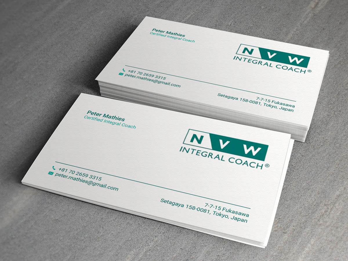 Elegant professional life coaching business card design for self business card design by sandaruwan for self employed design 12961573 reheart Image collections