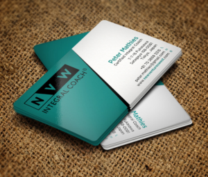 elegant professional business card design job business card