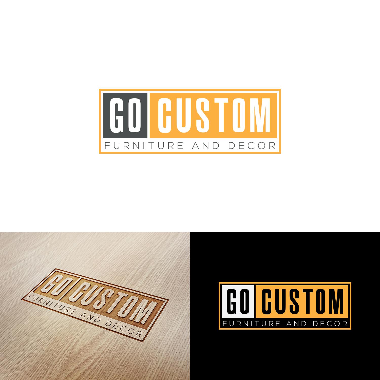 Elegant Modern Furniture Logo Design For Go Custom By