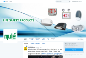 Twitter Design by bangraphics