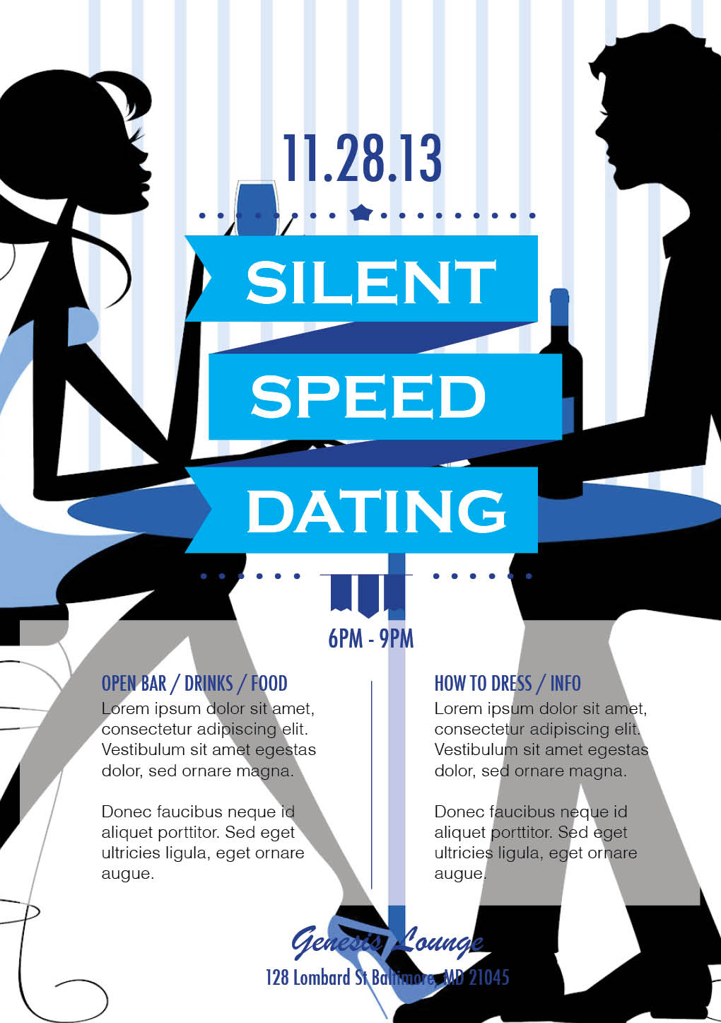 Speed dating events in my area