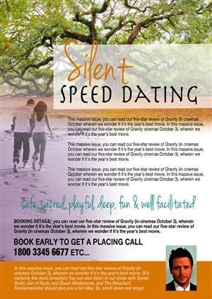 Speed dating im englischunterricht