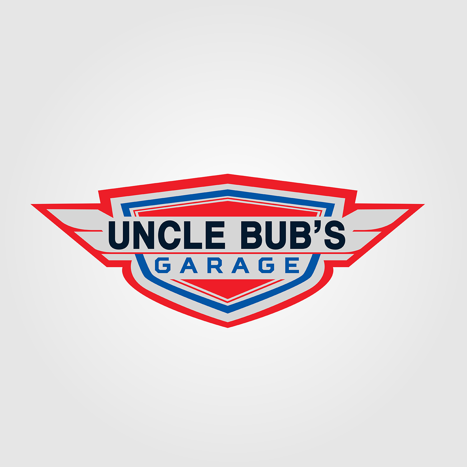 Bold Masculine Automotive Logo Design For Diy Garage By: Uncle Bub's Garage Needs A Logo