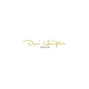Logo Design By Wahyuady21 For Dani Hampton Realtor