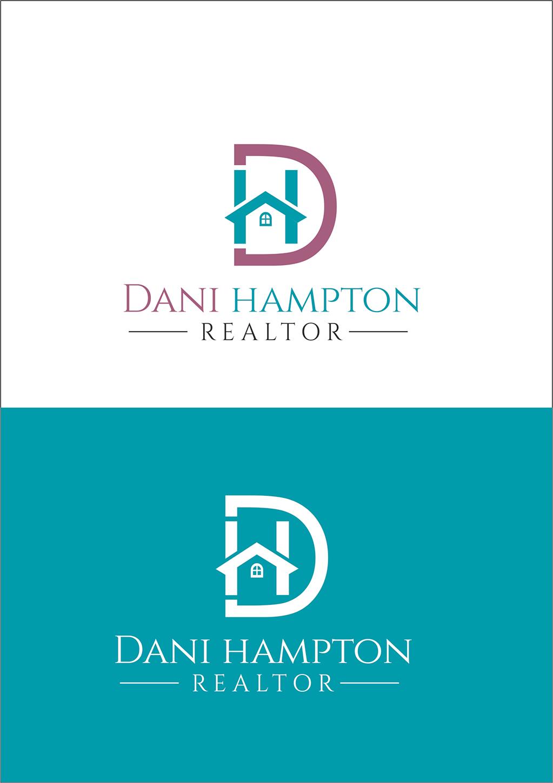 227 modern feminine realtor logo designs for dani hampton for Realtor logo ideas