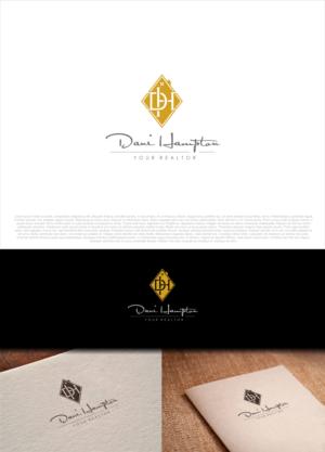 Logo Design By Rideaz For Dani Hampton Realtor