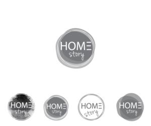 Modern feminine logo design job logo brief for prue standen a logo design job home story logo design for homeware wholesaler and online store and business reheart Choice Image