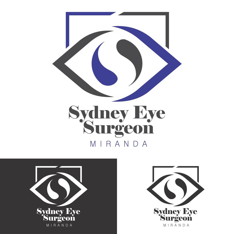Upmarket Serious Health Care Logo Design For Sydney Eye Surgeons Miranda By Mangkepweng Design 13100122