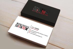 Masculine bold business card design job business card brief for business card design job stylish masculine design mens clothing winning design by colourmoves
