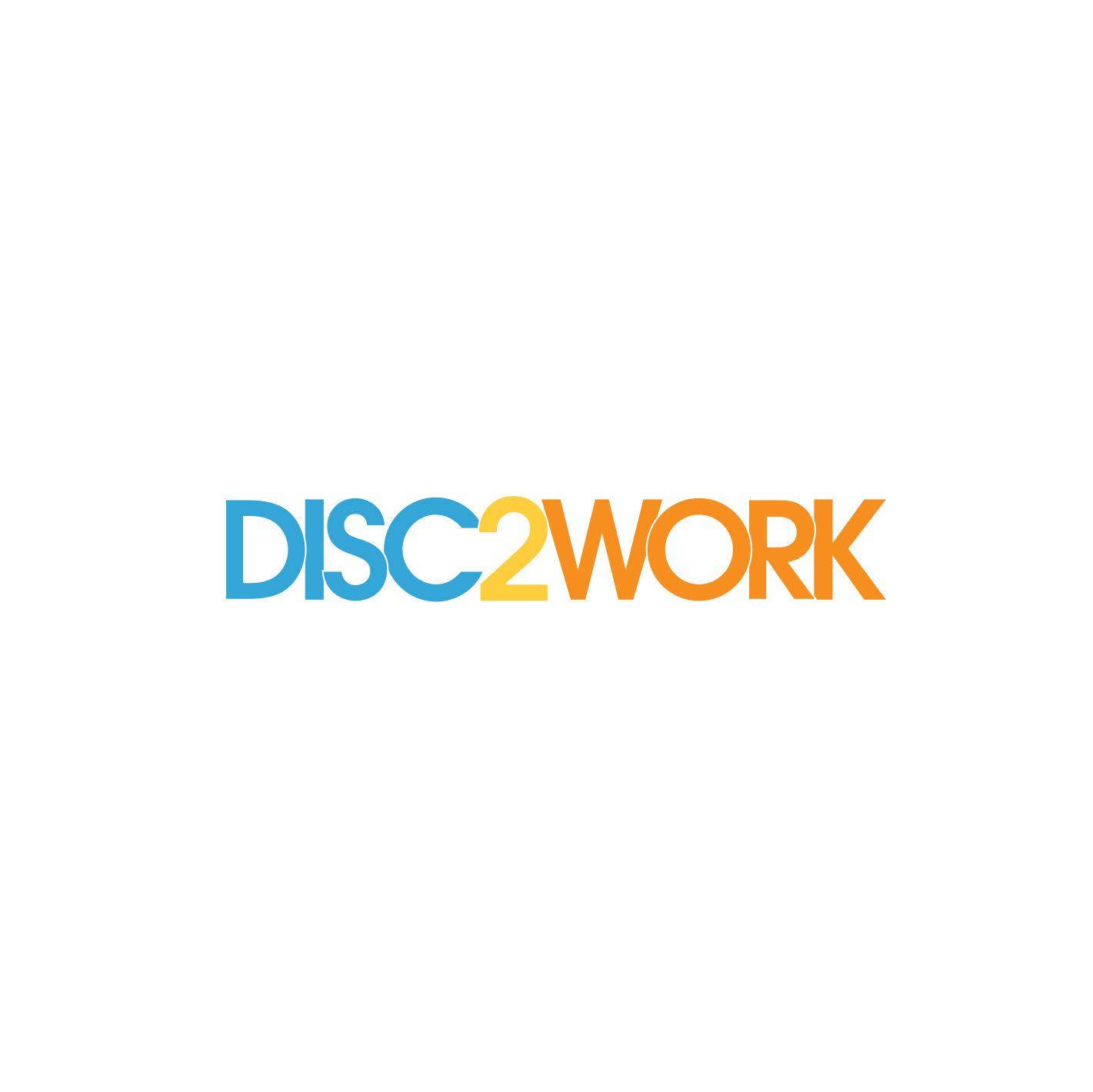 303 Bold Modern Training Logo Designs For Disc2work A