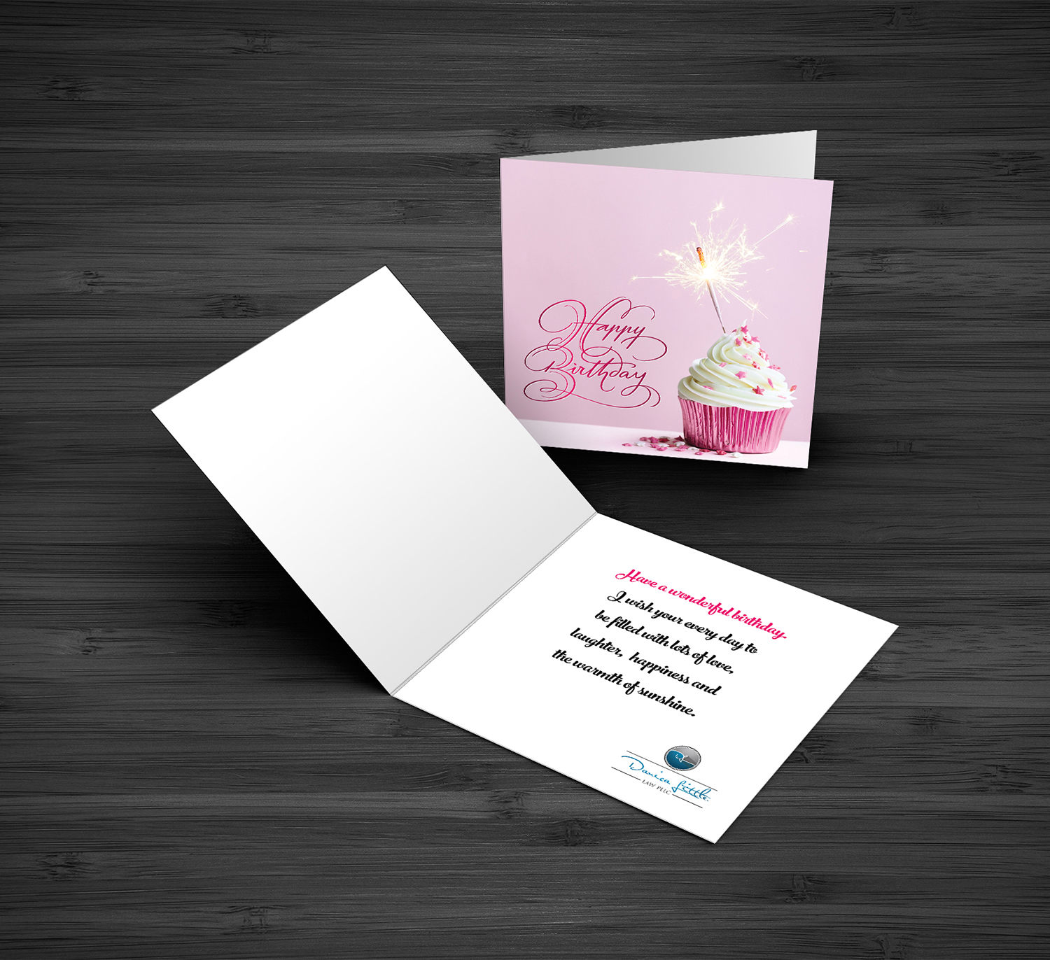 80 Colorful Greeting Card Designs Law Firm Greeting Card Design