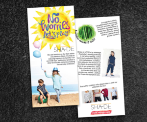 Clothing Flyer Designs | 44 Flyers to Browse