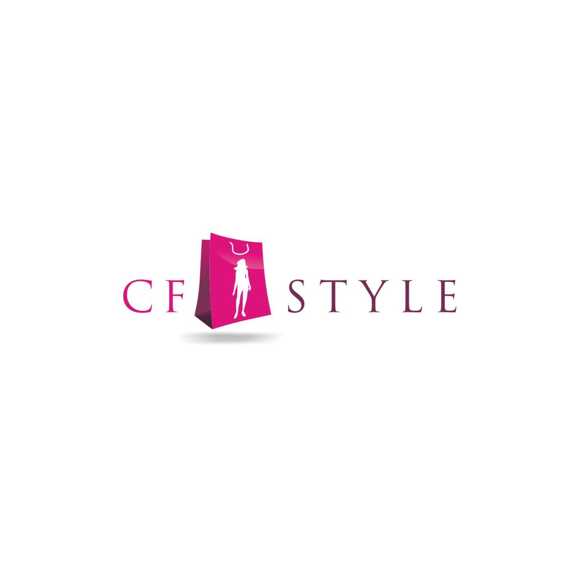 Exklusiv Elegant Clothing Logo Design For Cf Style By