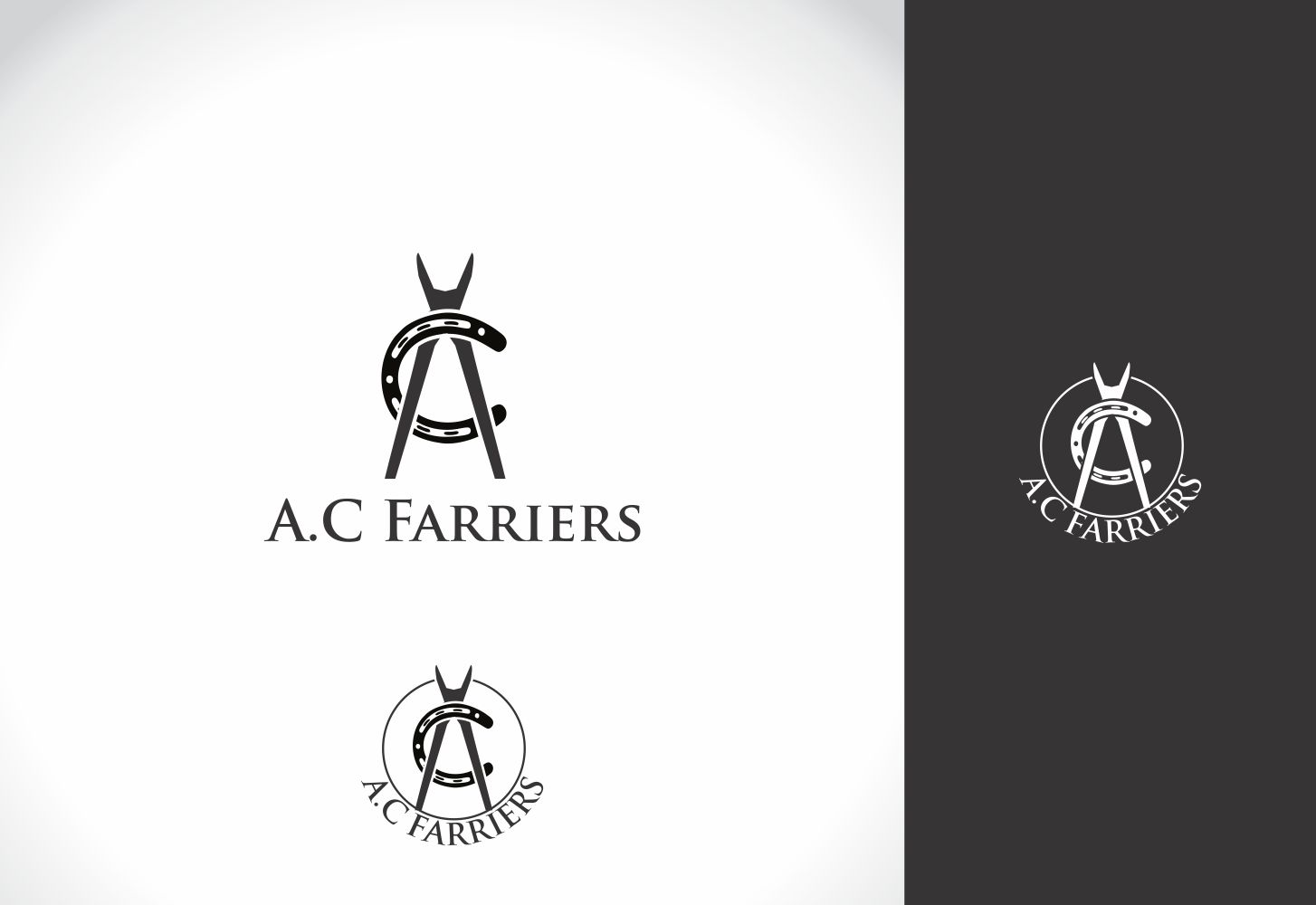 132 Traditional Logo Designs | Travel Logo Design Project for A.C. ...