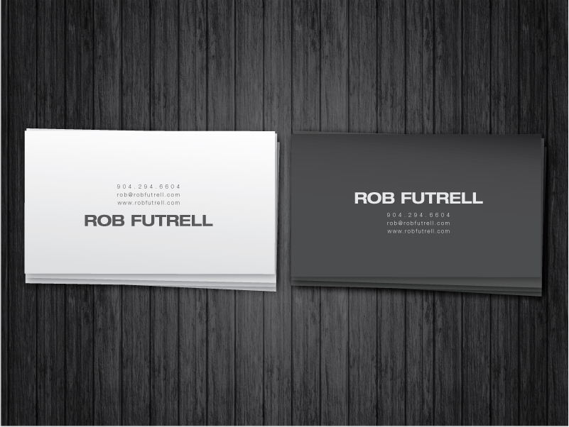 25 Serious Professional Business Card Designs for a business in ...