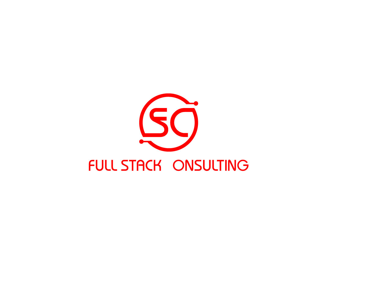 Playful, Modern Logo Design for Full Stack Consulting by ar268570 ... for Full Stack Logo  29jwn