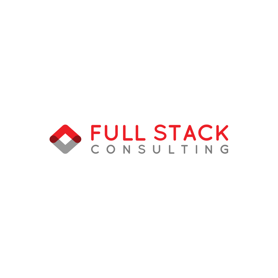 Playful, Modern Logo Design for Full Stack Consulting by MBox ... for Full Stack Logo  155sfw