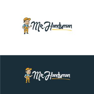 169 Professional Serious Handyman Logo Designs for Mr. Handyman a ...