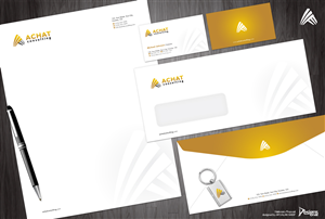 Stationery Design job – Give us a remarkable appearance – Winning design by DesignsTRIBE