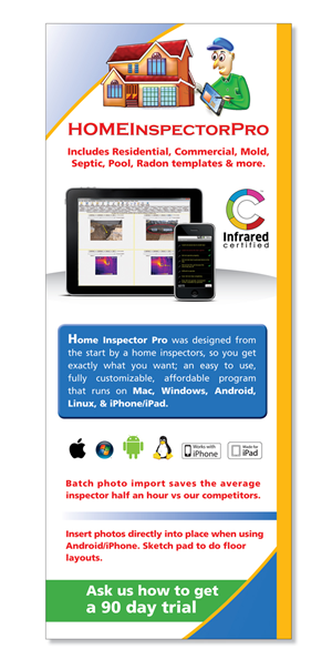 32 Colorful Masculine Home Inspection Poster Designs for a Home ...