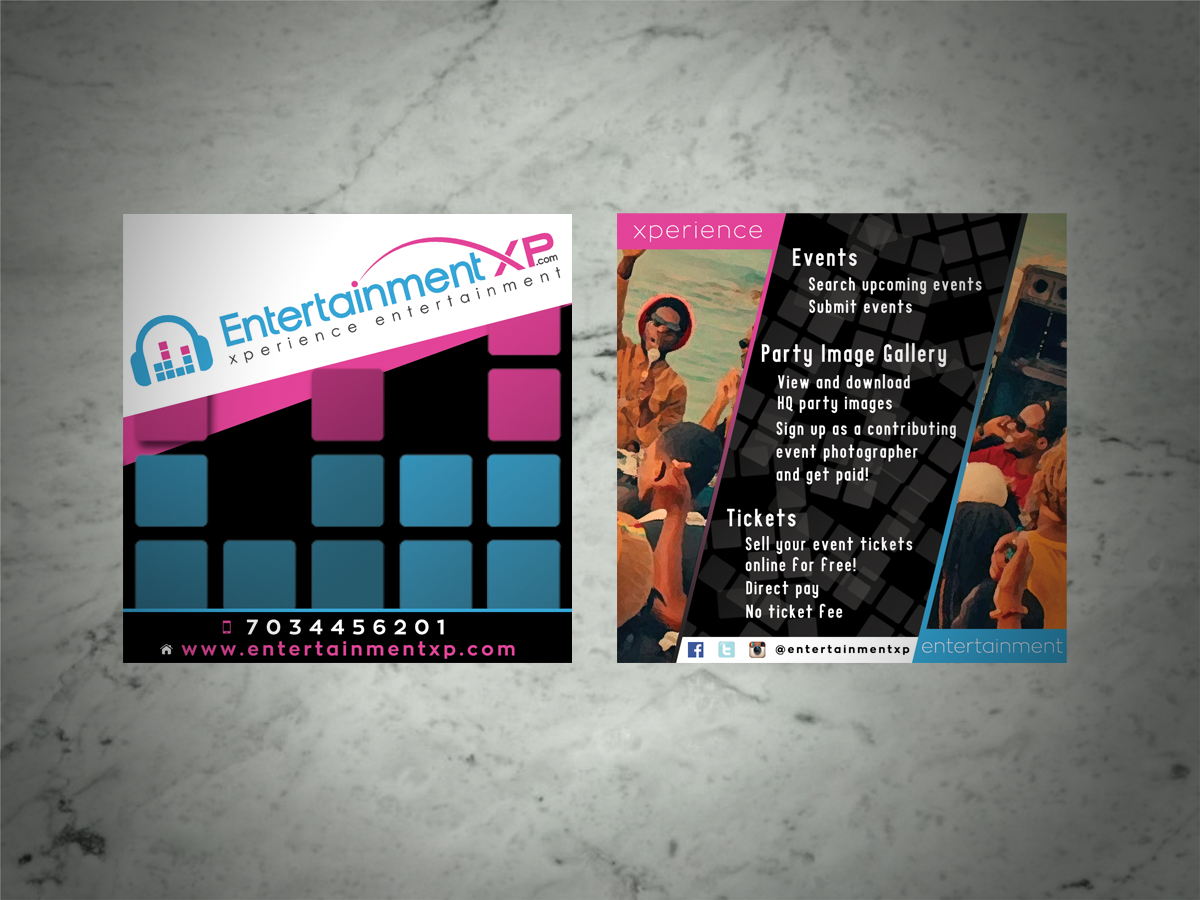 Masculine serious business business card design for business card design by scorpius design for entertainmentxp design 13163237 colourmoves