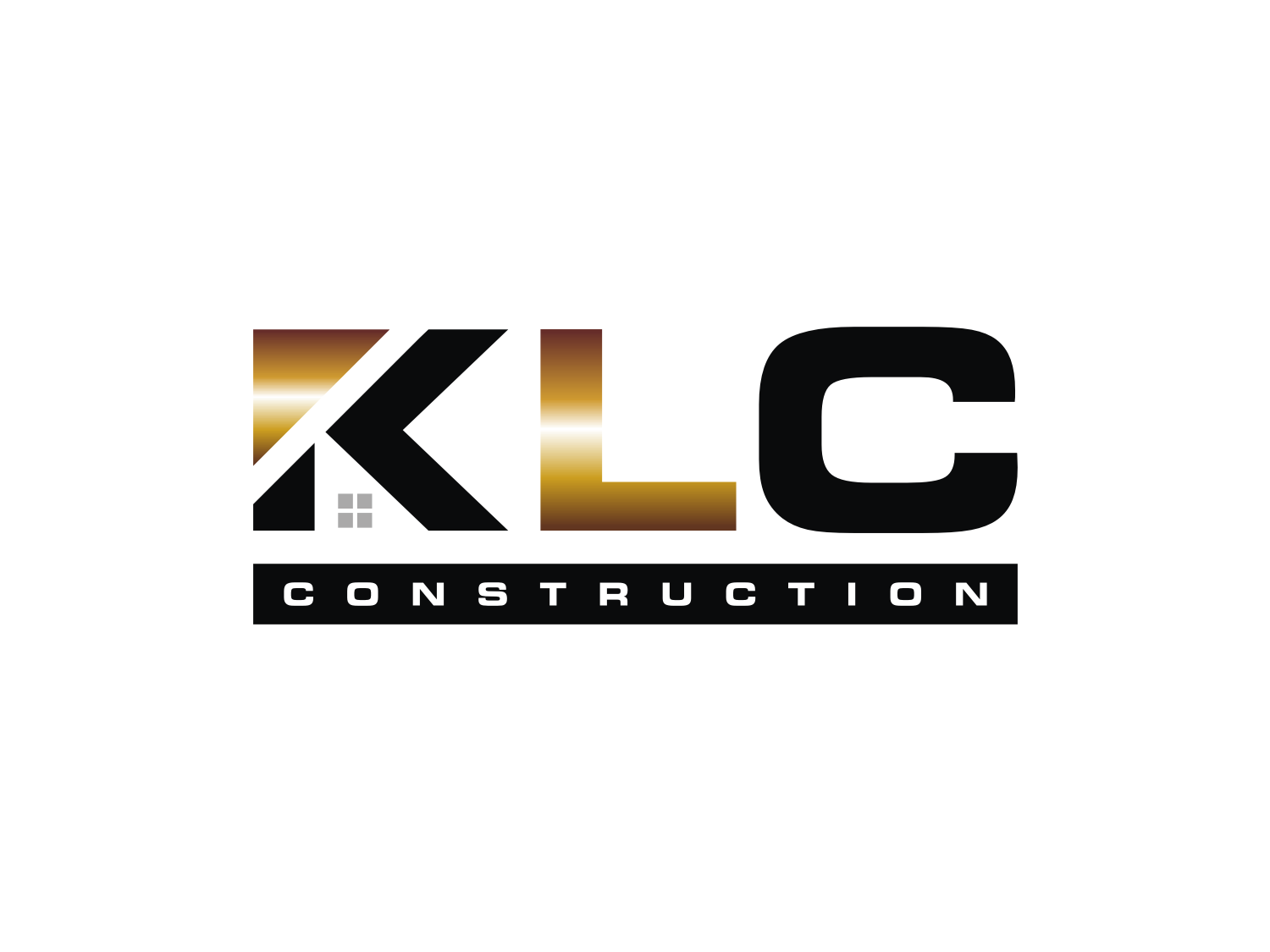 Feminine Bold Residential Construction Logo Design For Klc Construction By R16 Design 13182650,Simple Horse Embroidery Design