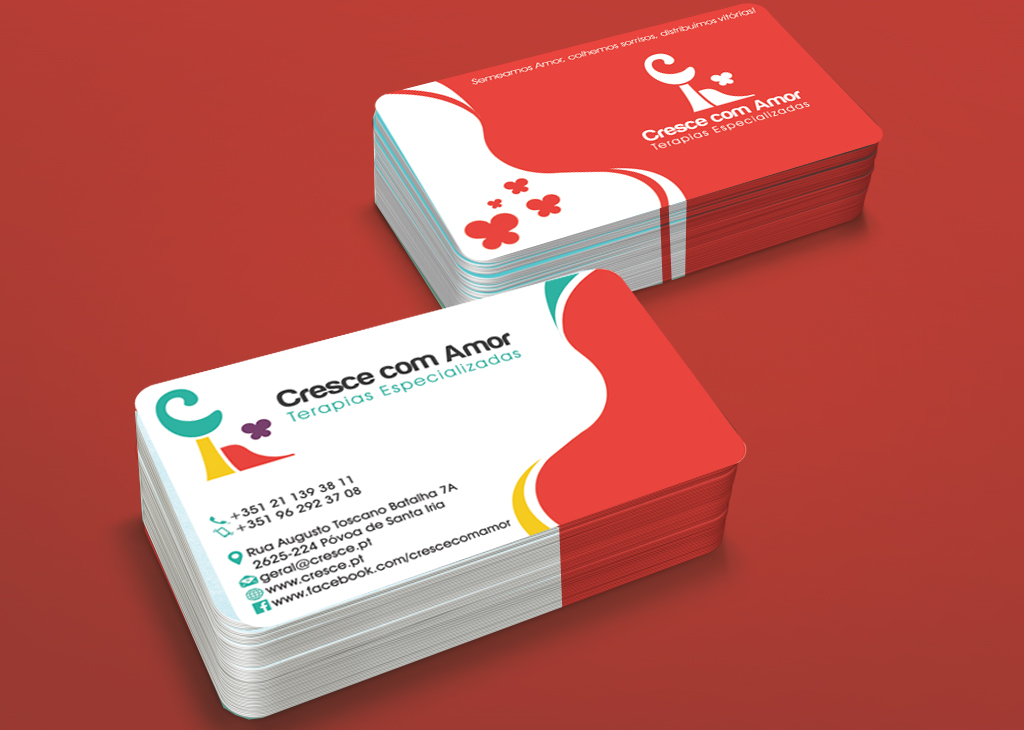 Modern, Professional, Physical Therapy Business Card Design for a ...
