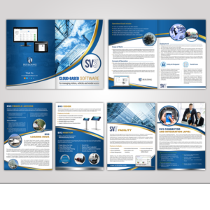 flyer design job sales materials for ultimate security solution winning design by creative