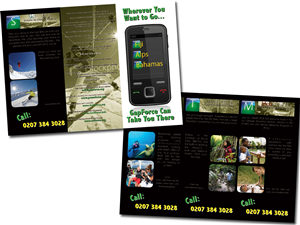 Brochure Design Contest Submission #540365