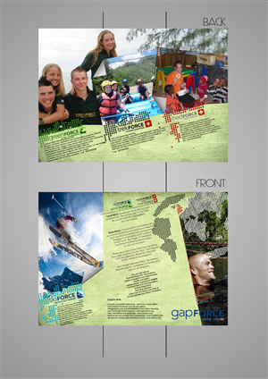 Brochure Design Contest Submission #540663