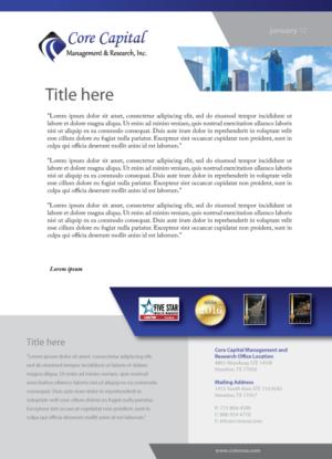 Email Marketing Design by Sarina.dsg