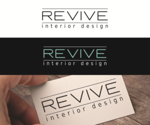 Traditional Professional Logo Design Job Brief For REVIVE