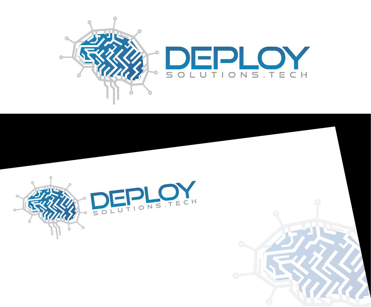 Professional, Serious, Information Technology Logo Design