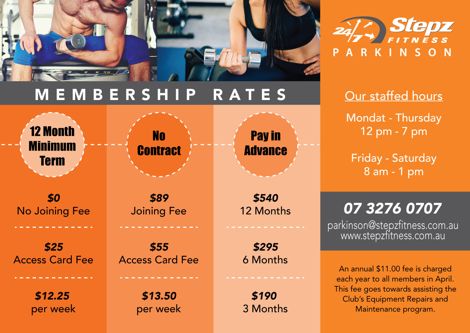 elegant playful fitness flyer design for stepz fitness parkinson