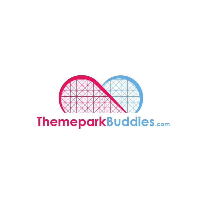 Bold Masculine Theme Park Logo Design For Themeparkbuddies Com By Stevenphillips89 Design 13253376