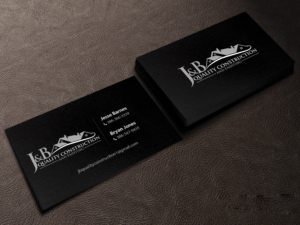 162 Professional Masculine Construction Company Business Card ...
