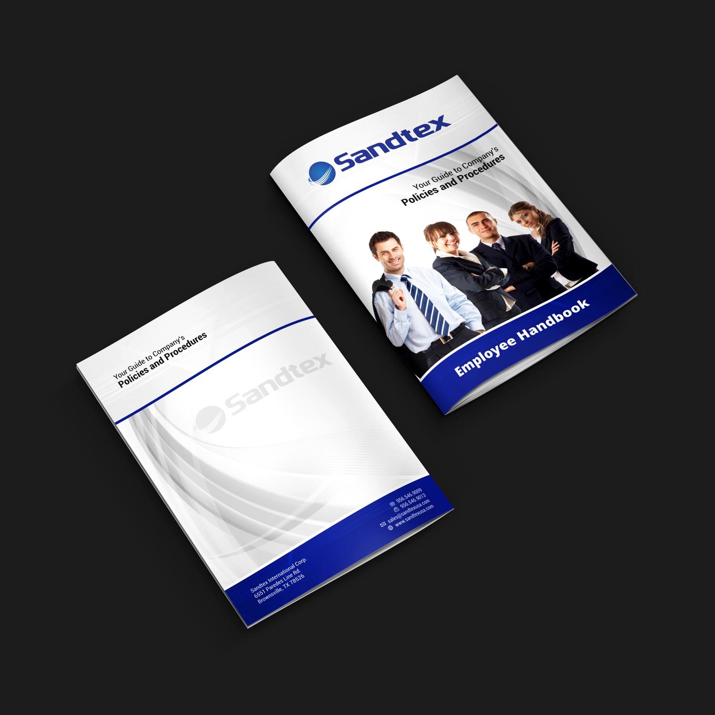 employee handbook cover design template - 27 professional employee book cover designs for a employee