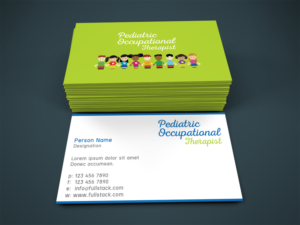 Business Card Design By Designanddevelopment For Abilities Therapy Professionals 13293049
