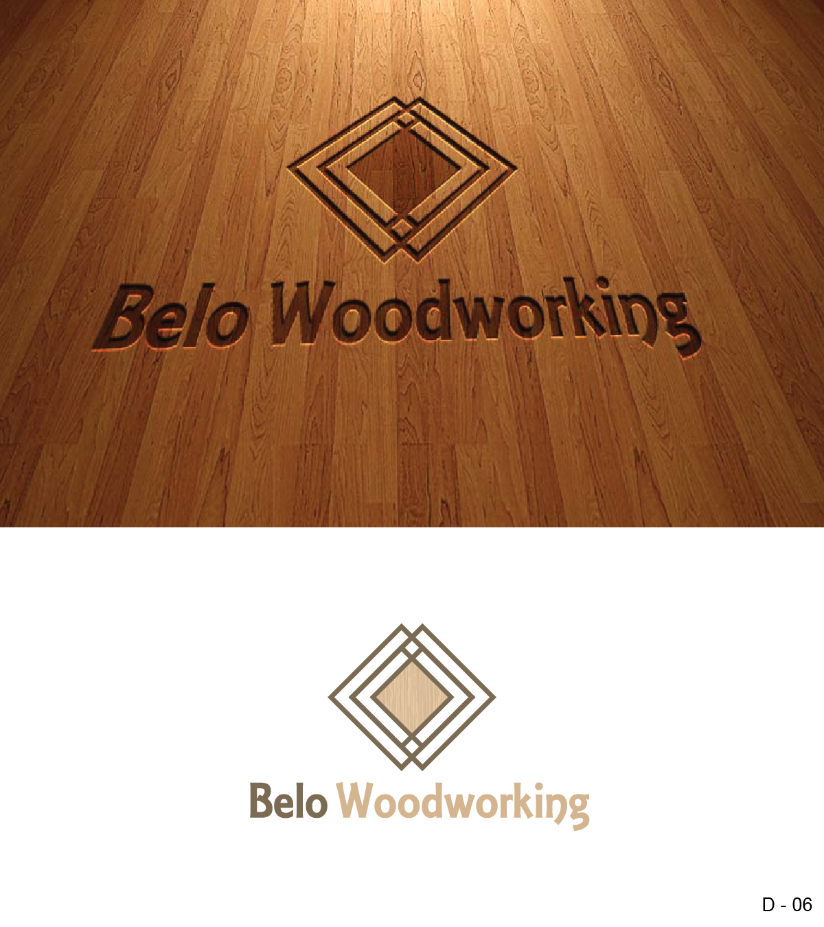 Elegant Serious It Company Logo Design For Belo Woodworking By Designanddevelopment Design 13309148