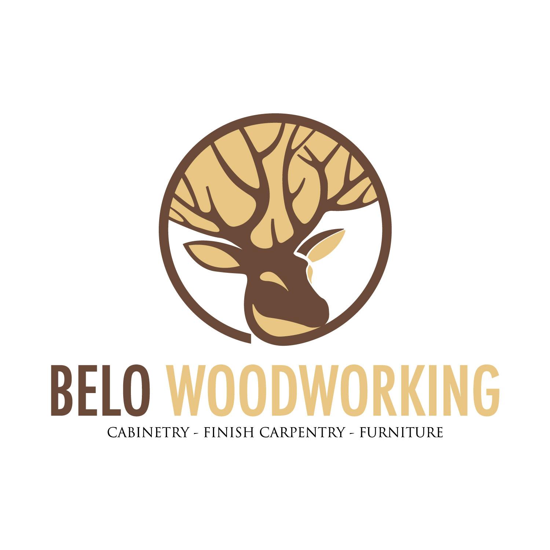 Elegant Serious It Company Logo Design For Belo Woodworking By Ishanifernd Design 13519789