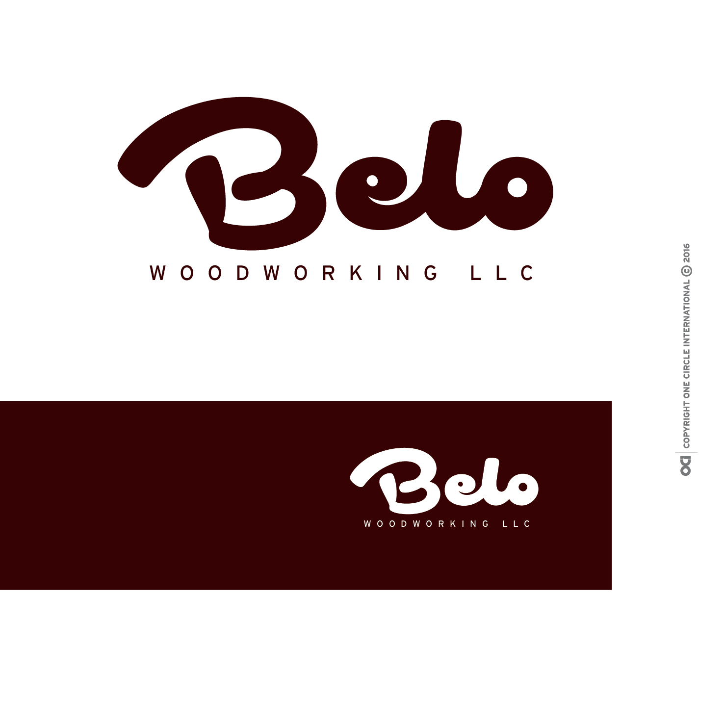 Elegant Serious It Company Logo Design For Belo Woodworking By Amal Ma Ani Design 13278032